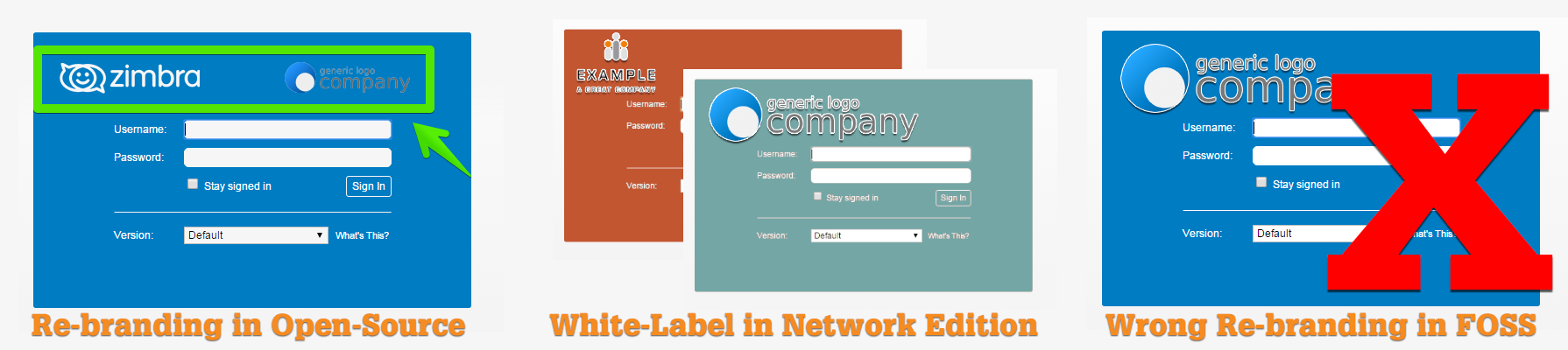 How to add your Logo in the Login and App window in Open Source or ...