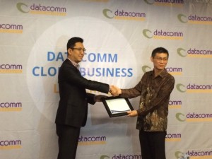 Datacomm press briefing